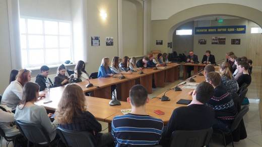 Круглый стол научного общества студентов ИМЦ