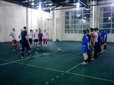 Мини-футбол 30.11.2009