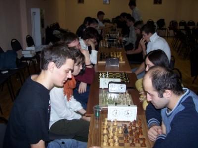 Шахматный турнир пямяти А.Алехина