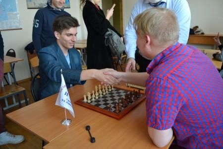 Шахматный турнир - 2018